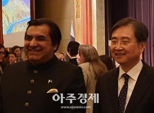 파키스탄 대사 제3차 합동무역위원회 협의 통해 양국 경제협력 물꼬 트길