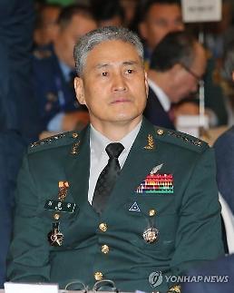 김용우 육군총장, 20일 중국 방문… 한·중 육군회의 재개 논의
