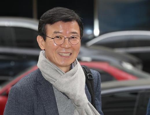 문성혁 해수부 장관 후보자...억대 연봉에도 건보료 10년간 35만원 납부