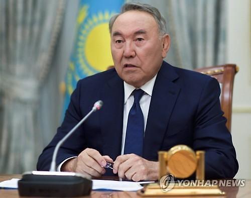 카자흐스탄 대통령 돌연 사임 왜?