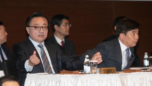 [포토] 삼성전자 주총 참석한 고동진-김현석