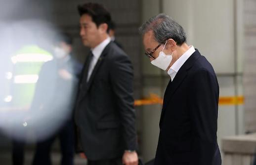 "'MB 재산관리인' 이병모 ""재임 기간 대통령 안 만나"""