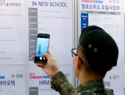 [광화문갤러리] 전역날짜 다가오니 취업걱정...고단한 대한민국 청년
