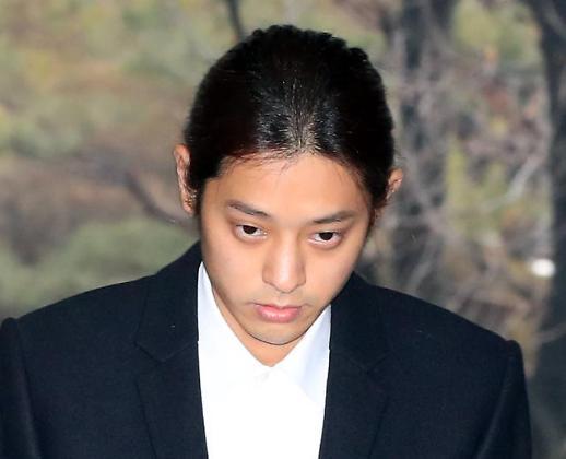 """정준영 """"용서받을 수 없는 범죄 저질러…법원 판단 따를 것"""""""