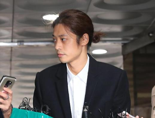 법원, '성관계 몰카' 정준영 구속영장 심사 종료