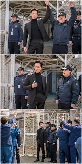 닥터 프리즈너 남궁민, 교도소 입성 포착…죄수들 환호+거만표정까지 무슨 일?