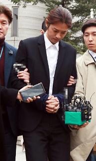 성관계 몰카 촬영·유포 혐의 정준영 구속(속보)