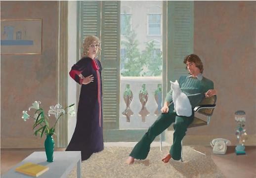 7개 소주제로 본 현대미술의 거장 '데이비드 호크니' 展