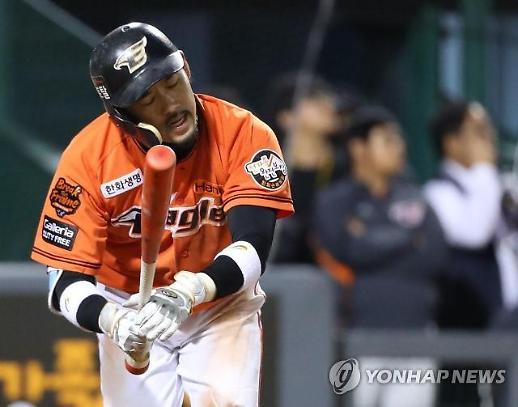 이용규, '출전‧트레이드' 모두 불가…한화 '무기한 활동정지' 철퇴