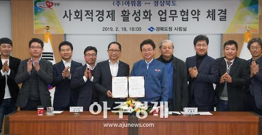 경상북도 사회적기업 종합상사, 올해 판로지원 200억 원 목표