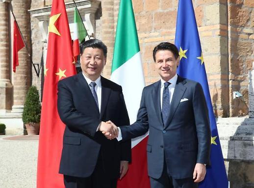 伊에 일대일로 서명 선물받은 시진핑, 프랑스에서도 이어질까?