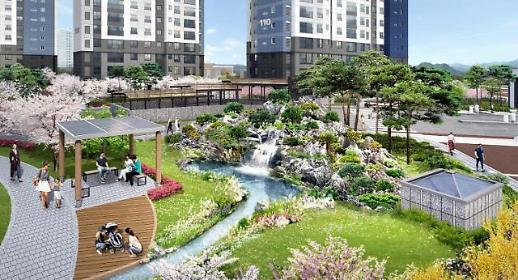 눈썰매장, 스크린야구장, 키즈파크까지…아파트 커뮤니티의 진화