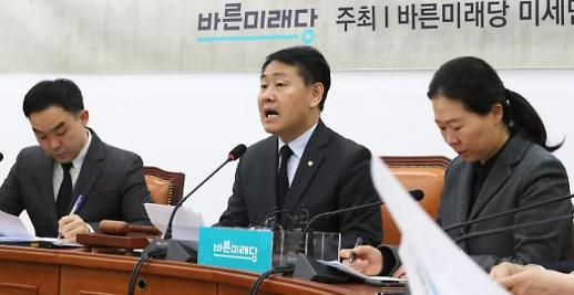 김관영, 패스트트랙 민주당에 달려있어 재차 강조