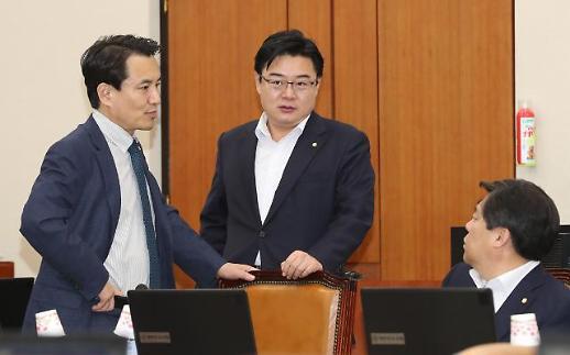한국당 정무위원들 피우진 처장 해임 촉구…상임위 보이콧