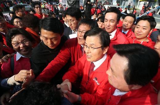 황교안, 4.3 보선공략 경제에 방점…지역경제 재건 다짐