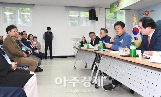 이철우 경북도지사, 울릉군에서 소통간담회·관광 팸투어 진행