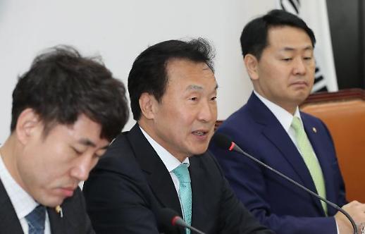 """손학규 """"청와대 인사 참사...조국 물러나야"""""""