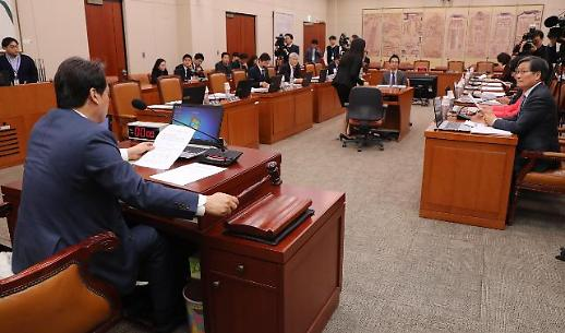 국회 문체위, 박양우 문체부장관 후보자 청문보고서 채택