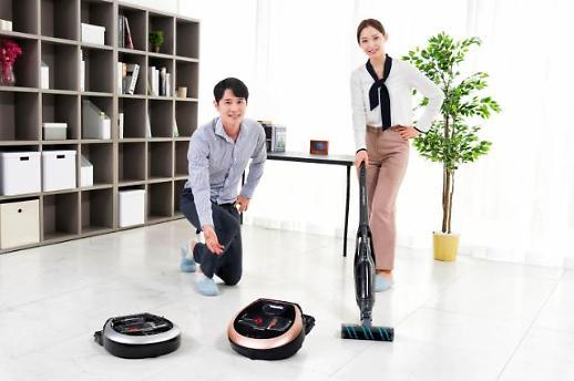 프리미엄 제품 기능 탑재....삼성전자, 로봇청소기·핸디청소기 출시