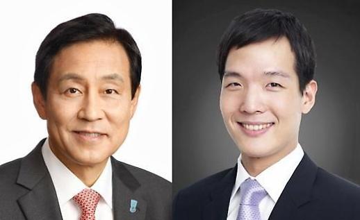 하나 김정태 vs 한화 김동원, 롯데카드 누구 품에 안길까?