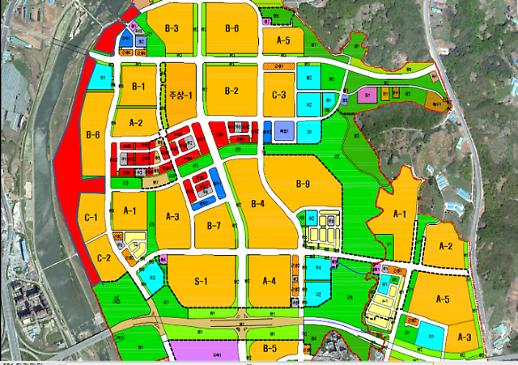경기도시공사, 다산신도시 주요공원 8곳 명칭공모