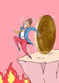 비트코인, 이유없는 상승..투자주의보