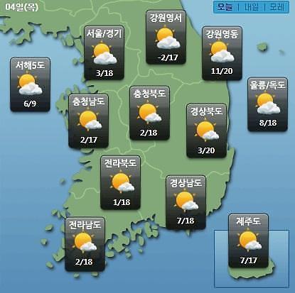 [오늘의 날씨 예보] 건조특보에 강풍까지…그래도 미세먼지 좋음
