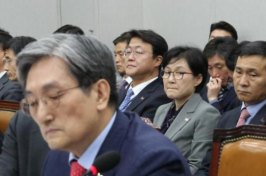 노영민, 국회 데뷔전서 인사문제로 국민에 심려 송구…더 분발하겠다