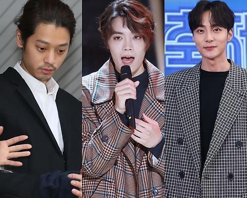 로이킴·에디킴까지 정준영 카톡방 멤버로…슈퍼스타K의 저주