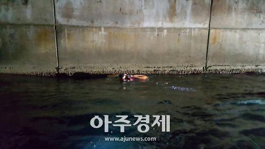 포항해경, 포항 앞바다에서 낚시하다 바다로 추락한 50대 구조