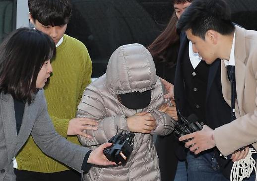 '14개월 영아학대' 50대 아이돌보미 오늘 구속여부 결정