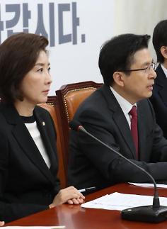 한국당, 윤리위원장에 정기용 임명…5·18 징계논의 재개 여부 관심