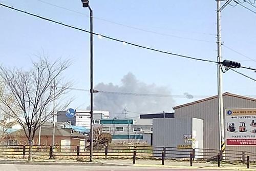 파주 불 공장 2곳서 대형 화재, 차량 3대도 불타…검은 연기가 주변으로 인명피해는?