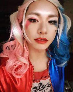 [#SNS★] 이이경, 할리퀸으로 변신…윤소희 못지 않은 외모