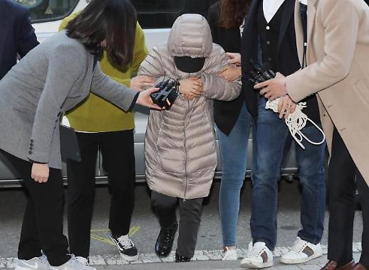 """'14개월 영아학대' 50대 아이돌보미 구속…""""도망 염려 있다"""""""
