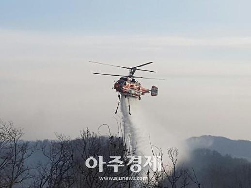 논‧밭두렁 및 쓰레기 소각행위 예방활동 강화