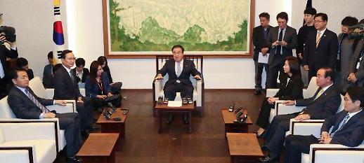 여야 5당 원내대표단, 10~13일 상하이 방문…임시정부 100주년 기념