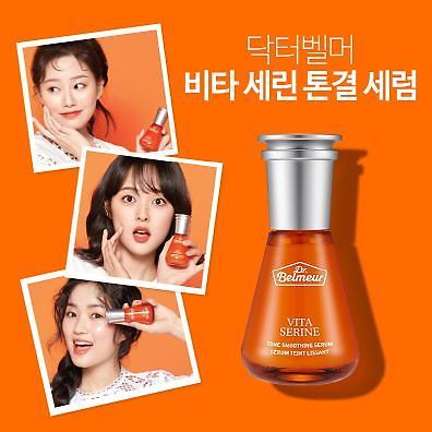 LG생활건강, 닥터벨머 모델로 김보라·김혜윤·박유나 발탁