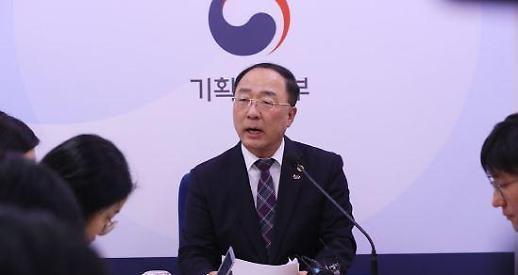 홍남기 부총리, G20 회의 참석차 미국행 대외경제 시험대