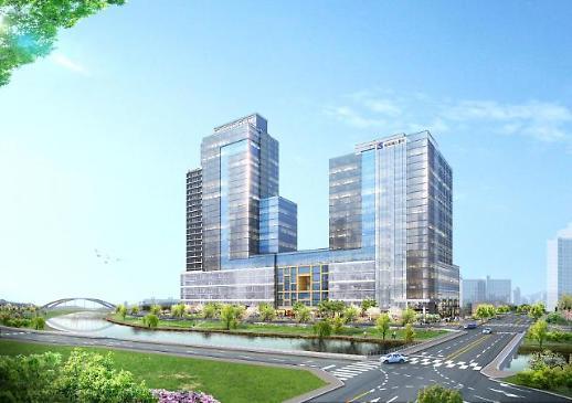 차별화된 첨단 특화설계 갖춘 '안양 아이에스비즈타워 센트럴'