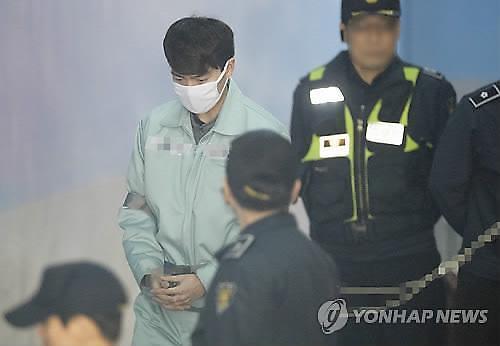 음주 뺑소니 손승원, 징역 1년 6개월 실형…윤창호법 아닌 도주치상죄