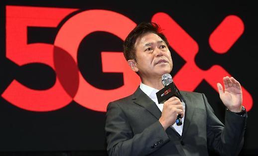 [데일리인] 박정호 SKT 사장, '발등의 불' 5G 효자망으로 바꿀까
