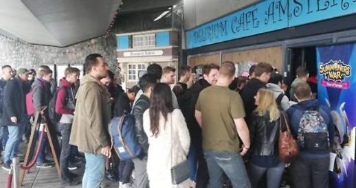 컴투스 '서머너즈 워', 8월까지 5개 유럽 도시 유저 투어