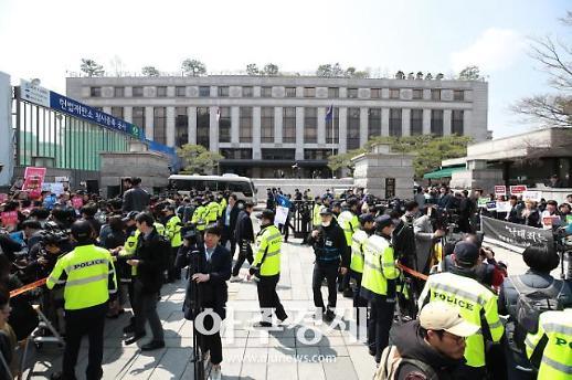낙태죄 헌법불합치에 낙태의사 1개월 자격정지 제동