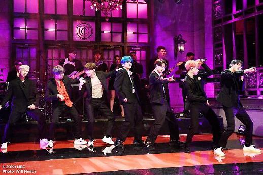 CNN부터 뉴욕타임스까지…美 유력 매체, BTS SNL 출연에 온통 방탄이었다