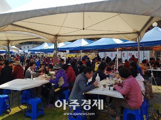 청양군, 단체관광 인센티브 사업 '첫 성과'