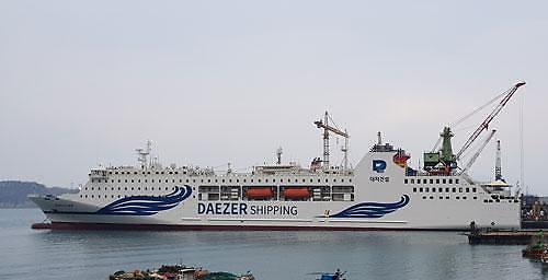 인천∼제주 항로 여객선 오리엔탈펄8호, 올 하반기 취항 전망