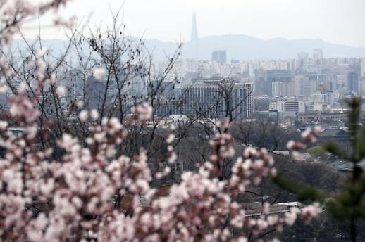 [내일 날씨] 완연한 봄 날씨…미세먼지 농도 좋음