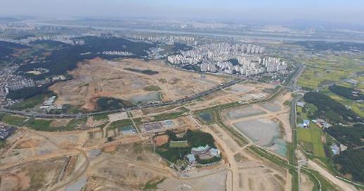 인천도시공사- LH, 검단신도시에  차별화된 공원 4월중 착공