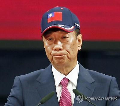 테리 궈 폭스콘 회장, 내년 대만 총통선거 출마 시사